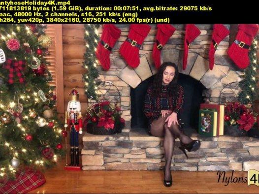 Nylons4k 丝袜视频 5V MP4/9.31GB